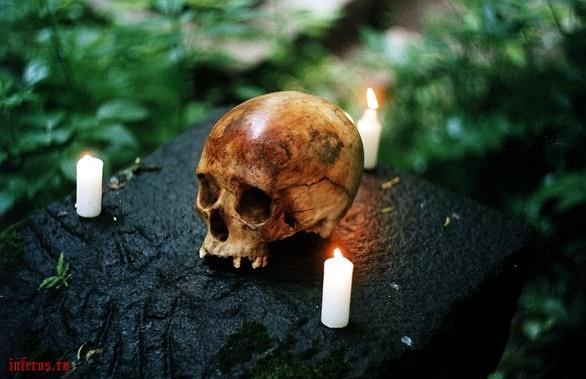 Вызов мертвых умерших