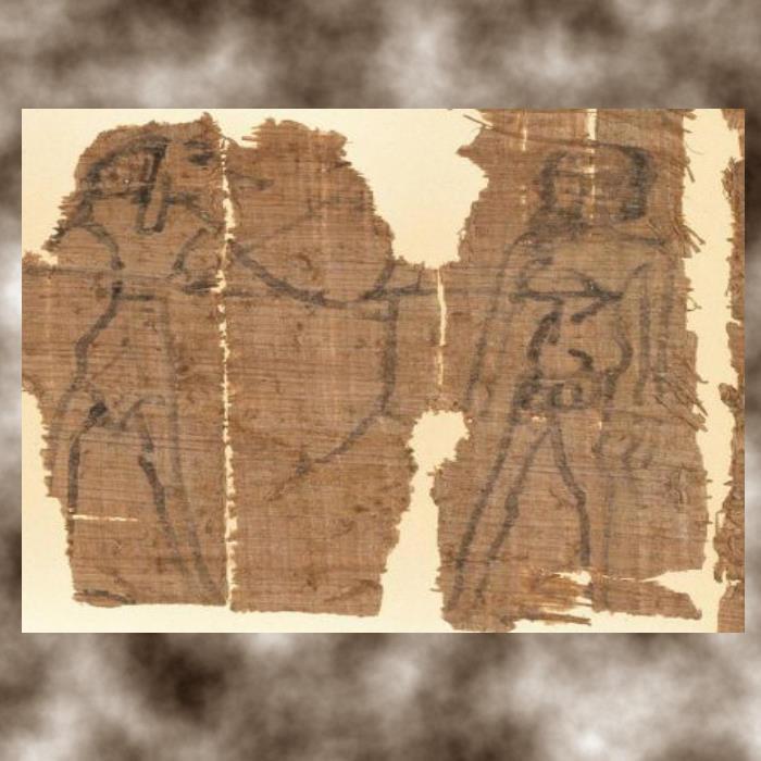 Любовный приворот древний Египет история